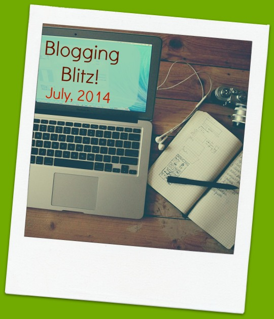 Blogging Blitz